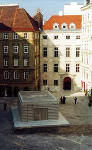 Holocaust Memorial, Judenplatz